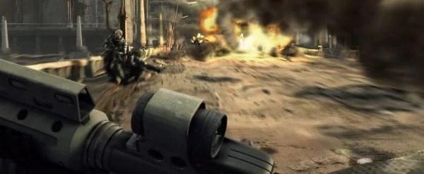 Killzone 2, um dos jogos mais belos do console