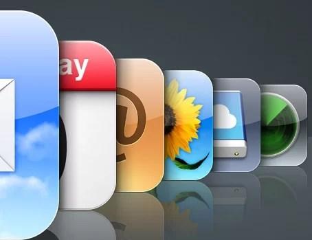 MobileMe, o representante da Apple nessa briga.