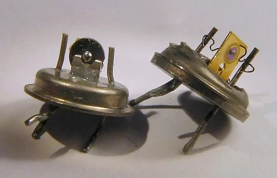 Transistores em 1965