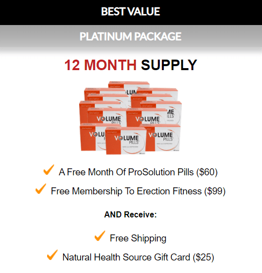 Price Volume Pills