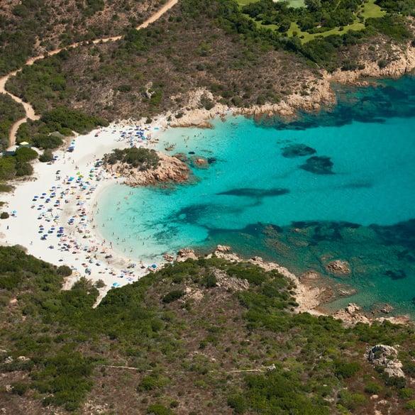 Spiaggia Del Principe  Baja Hotels Sardegna  Costa Smeralda