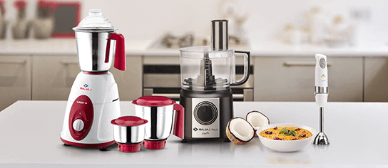 kitchen appliance create a latest range of consumer products appliances by bajaj electrcials food preparation