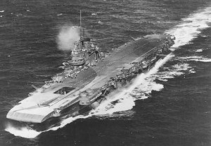 Aircraft Carrier - HMS Victorious