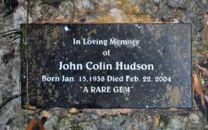 Memorial plaque Welshman Hall Gulley