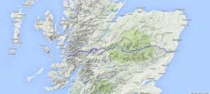 TGO 2015: Lochailort to Stonehaven