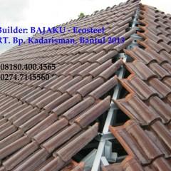 Distributor Rangka Baja Ringan Yogyakarta Atap Bantul Oleh Bajaku Rumah Tinggal Di