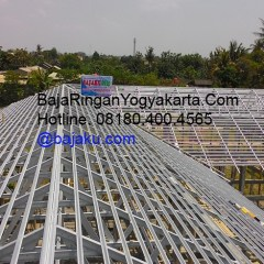 Distributor Rangka Baja Ringan Yogyakarta Proyek Ponpes Ar Rhido Sewon Bantul – ...