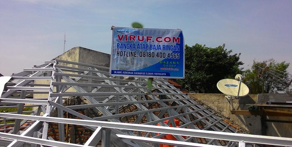 distributor atap baja ringan yogyakarta maguwoharjo perum tiara citra – viruf ...
