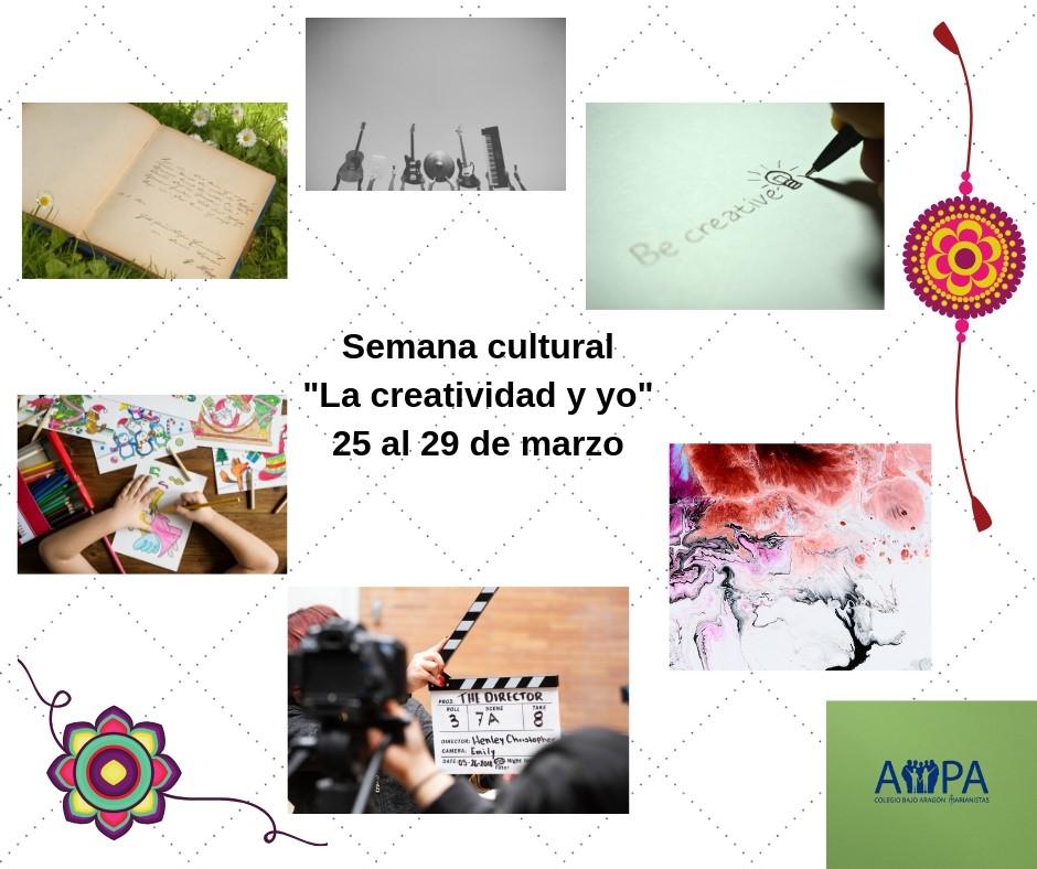 Semana Cultural AMPA Colegio Bajo Aragón Marianistas