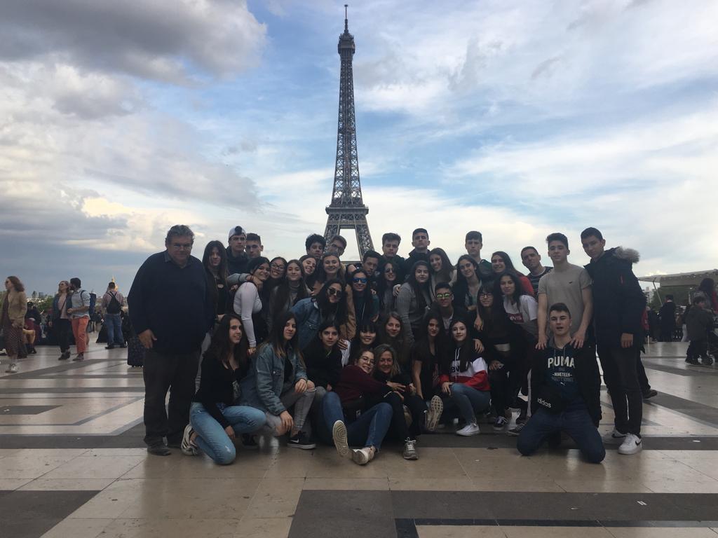 ¡París! Diario de viaje