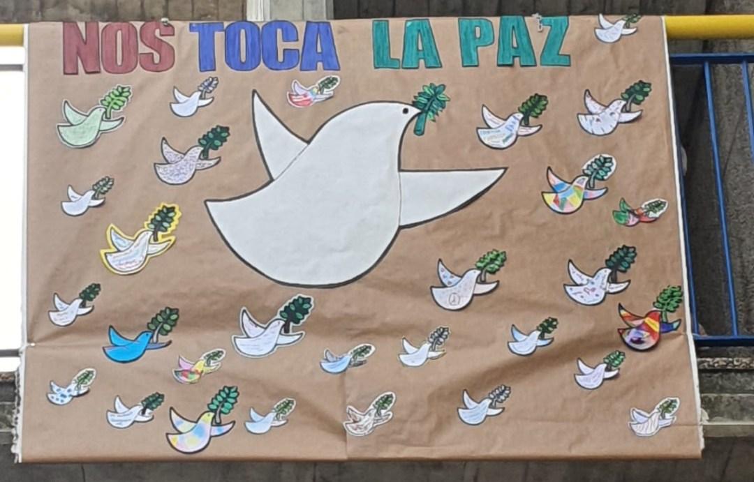 Día Escolar de la No Violencia y la Paz 2021