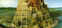 Anacrónicas asiáticas: los descendientes de Babel