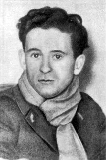 Colonel Fabien en 1944.  Fotografía publicada por su hija Monique Georges.