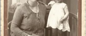 Caspe desconocido: la niña de la foto de 1938. Un pequeño misterio resuelto