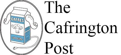 """The Cafrington Post, la web de """"Cafres con Leche""""."""