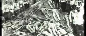 24 de abril. Hoy se cumple un siglo del inicio del genocidio armenio.