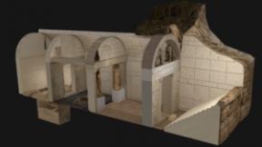 sección tumba