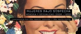 Exposición «Mujeres bajo sospecha. Memoria y sexualidad 1930 – 1980» en la UNED de Caspe