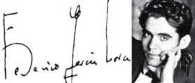 Caspe Literario: García Lorca y «las últimas grises rosas».