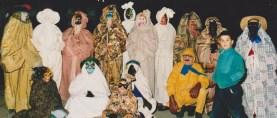"""María Zabay y el Carnaval caspolino antes de la guerra: """"era un poco como Sodoma y Gomorra"""""""