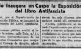 80 años del Consejo de Aragón en imágenes