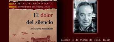 """Presentación del libro """"El dolor del silencio"""", de J.M. Maldonado"""