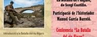 Presentación de un libro sobre la Batalla de Batea