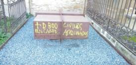 Monumento a las Brigadas Internacionales en Caspe: un año de vandalismo contra la historia