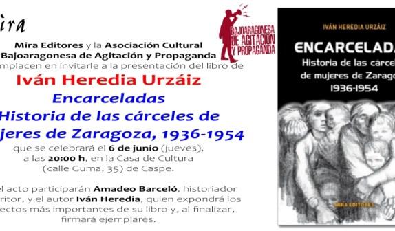 Presentación de ENCARCELADAS