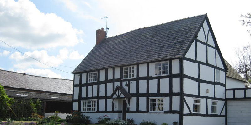Timber Project To Explore Shropshire S Medieval Heritage