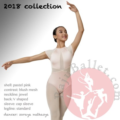 2018 Collection L9 Pastel Pink 1A
