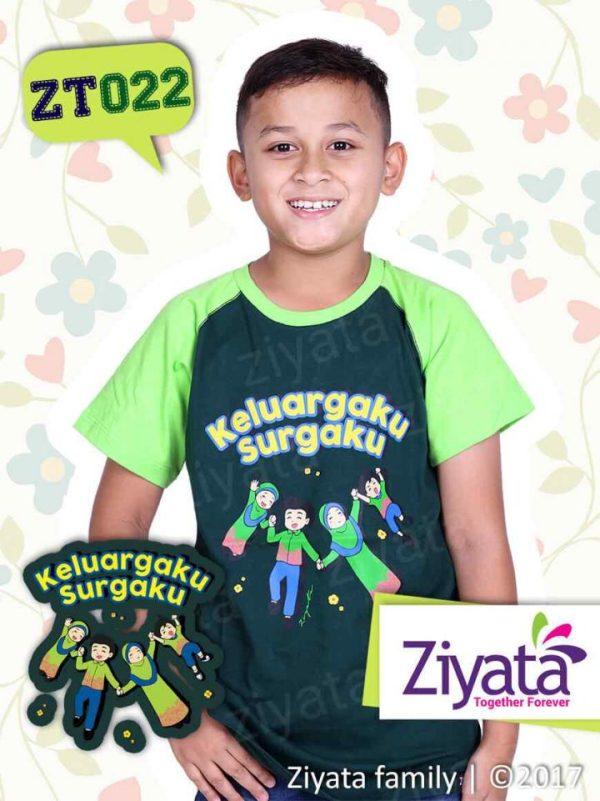 Baju Kaos Seragam Ayah Ibu Anak