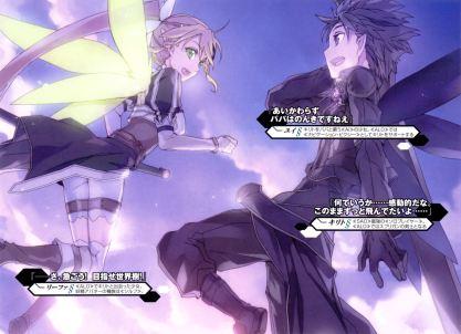 Sword Art Online Volumes 3 + 4: Fairy Dance