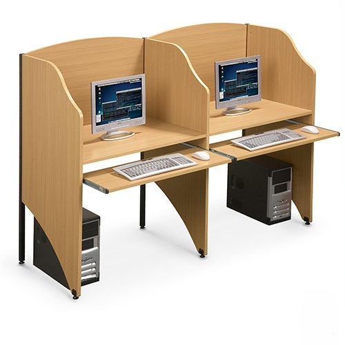Deluxe Study Carrel  Add a Carrel  Private Work or Study