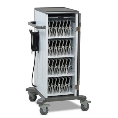 Tablet Charging Cart Up to 40 Devices Full