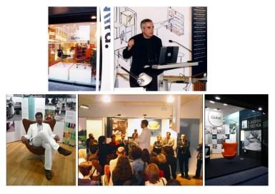 Eventos showroom Colon de Larreategui