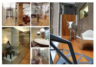 Interior showroom Colon de Larreategui