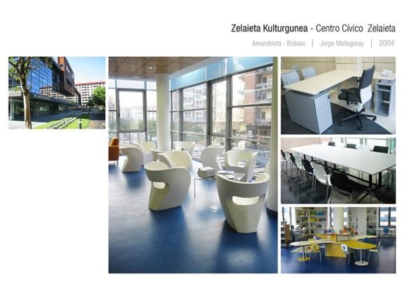Centro Cultural Zelaieta