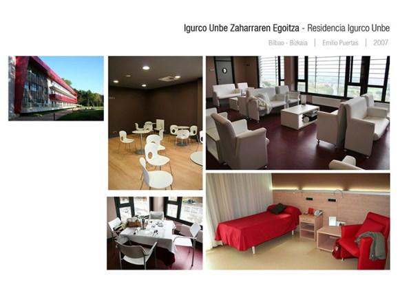 Residencia Unbe Igurco
