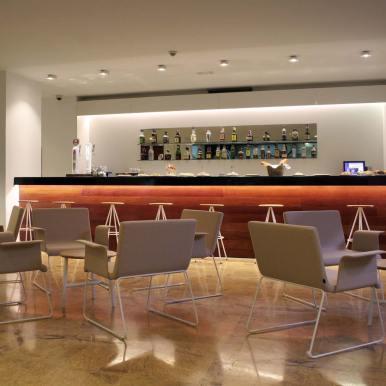 Cafetería_Hotel Barceló Nervión