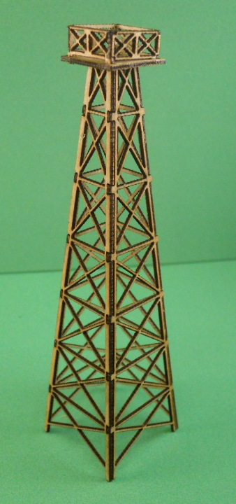 BT103H Airport Beacon Tower HO Scale