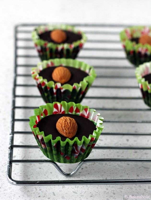 almod butter cups