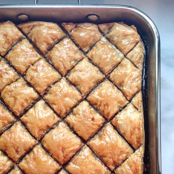 Baklava {& Happy Easter!!}