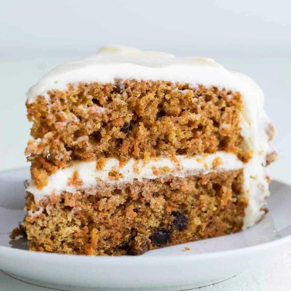 Moist Carrot Cake Baked By An Introvert 174