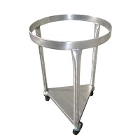 30-Qt-Mixing-Bowl Mobile Dolly Stand for Mixing Bowl ...