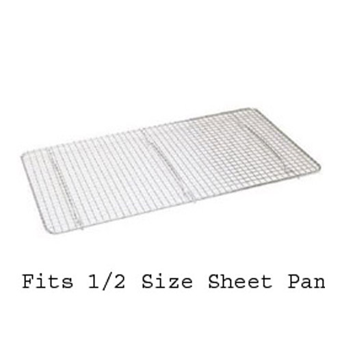 Winco Wire Pan Grate 12 x 16-1/2 Cooling Racks & Donut