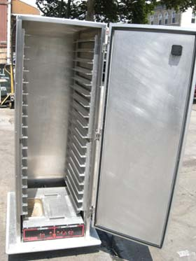 Winholt Wilder Heater Proofer Used Very Good Condition Used Equipment We Have Sold  BakeDecoCom