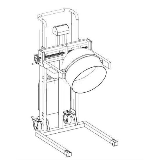 Automatic Electric Bowl Lifter for 60, 80 and 140 Quart