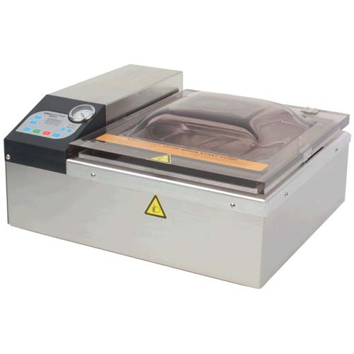 VacMaster VP120 Chamber Vacuum Packaging Machine - Automatic Lid