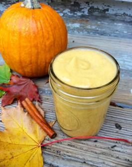 Pumpkin Pie Smoothie (Vegan/Gluten Free/Paleo)